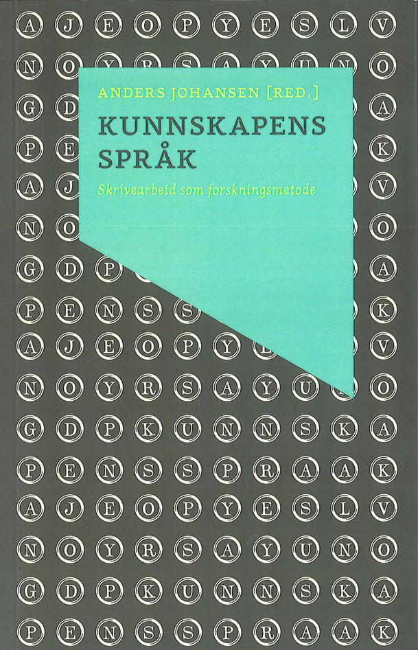 Kunnskapens språk-cover