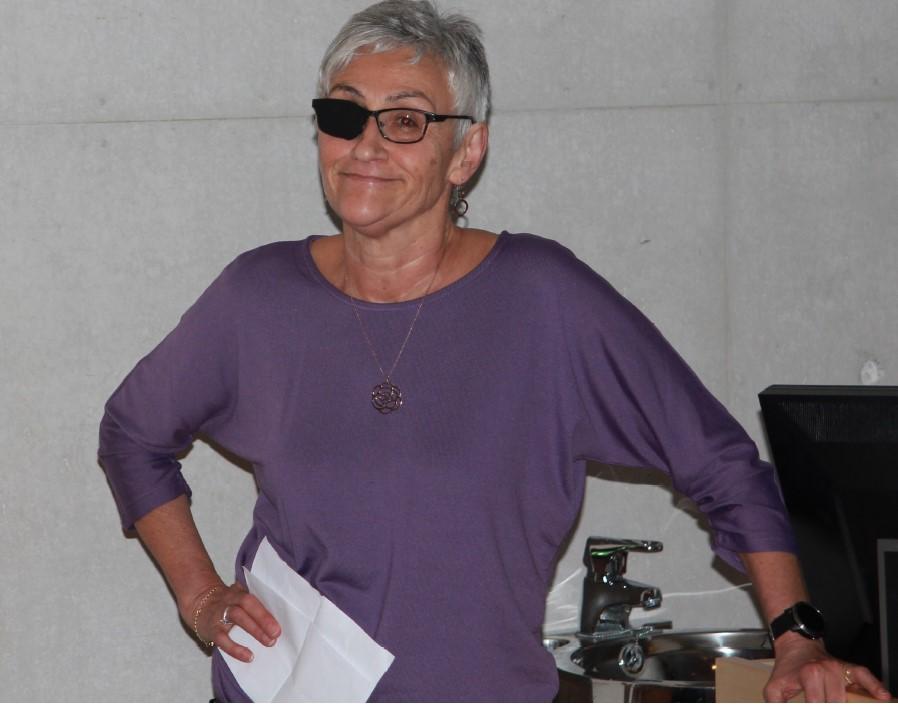 Prof. Marion Kusche-Gullberg, UiB