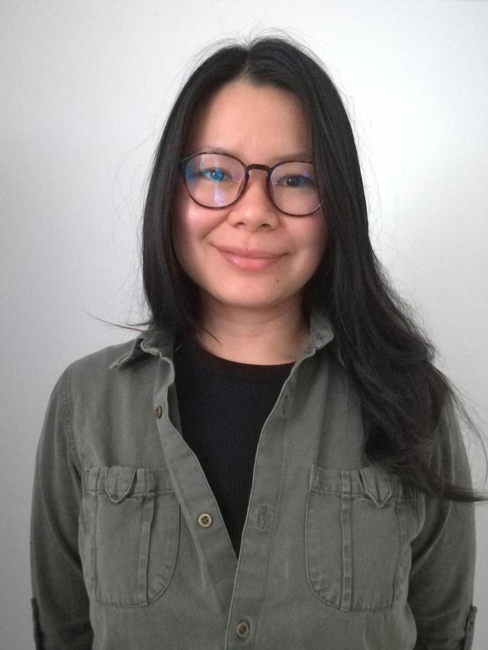 PhD student Jesslyn Tjendra