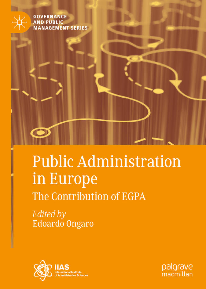 Public Administration in Europe, The Contribution of the EGPA