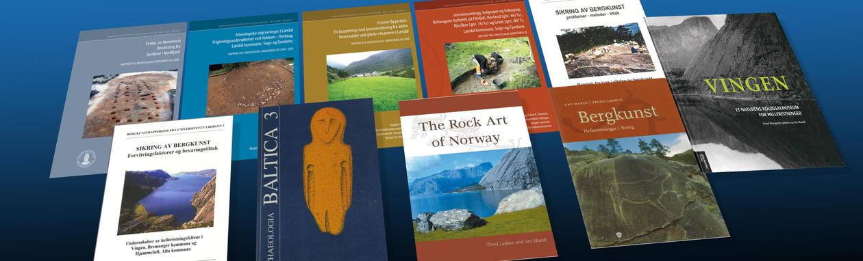 Publikasjoner Fornminneavdelingen