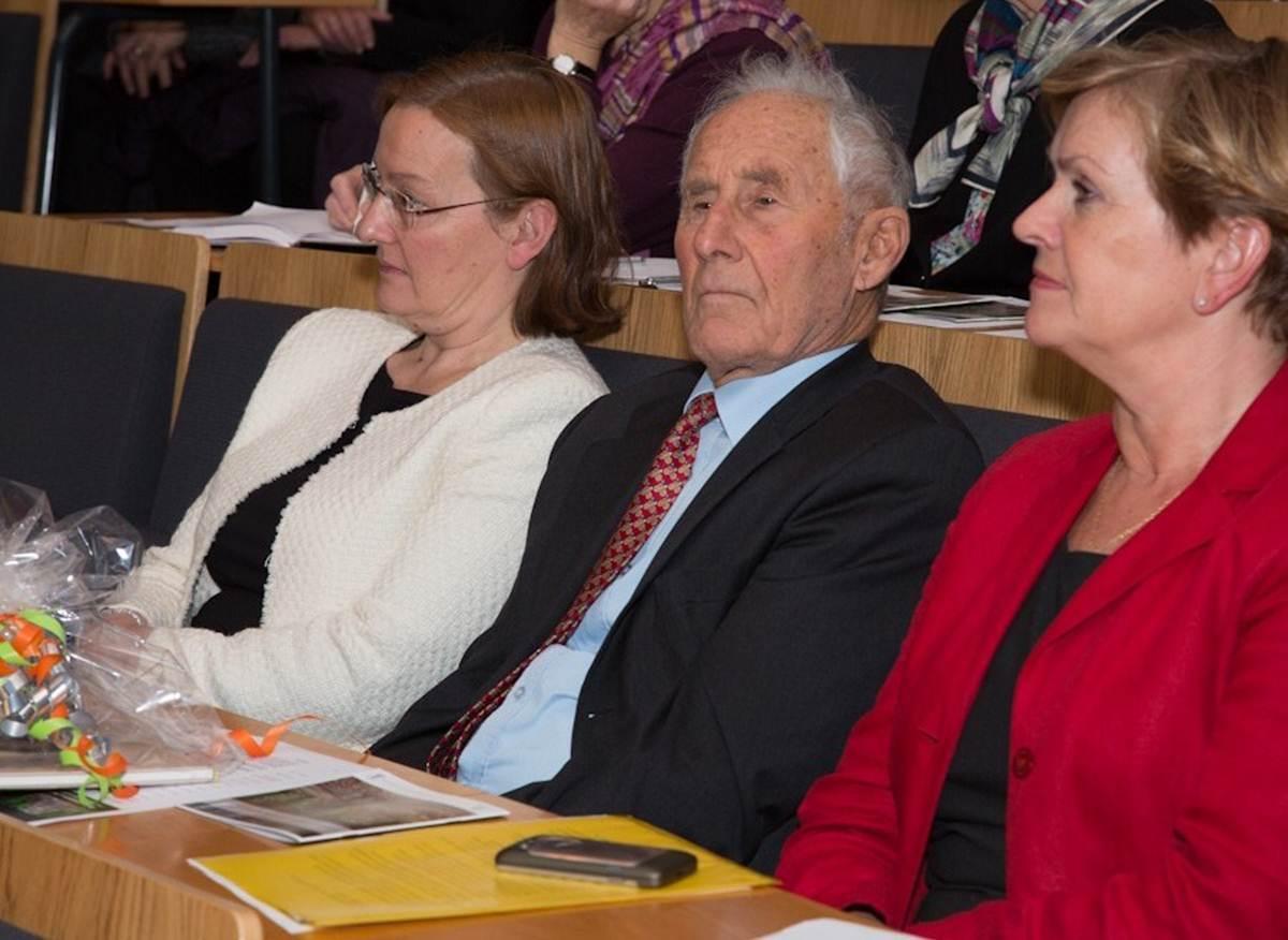 Nina Langeland, Christian Rieber og Hilde Onarheim
