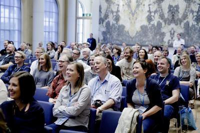 Publikum alumnusdagen