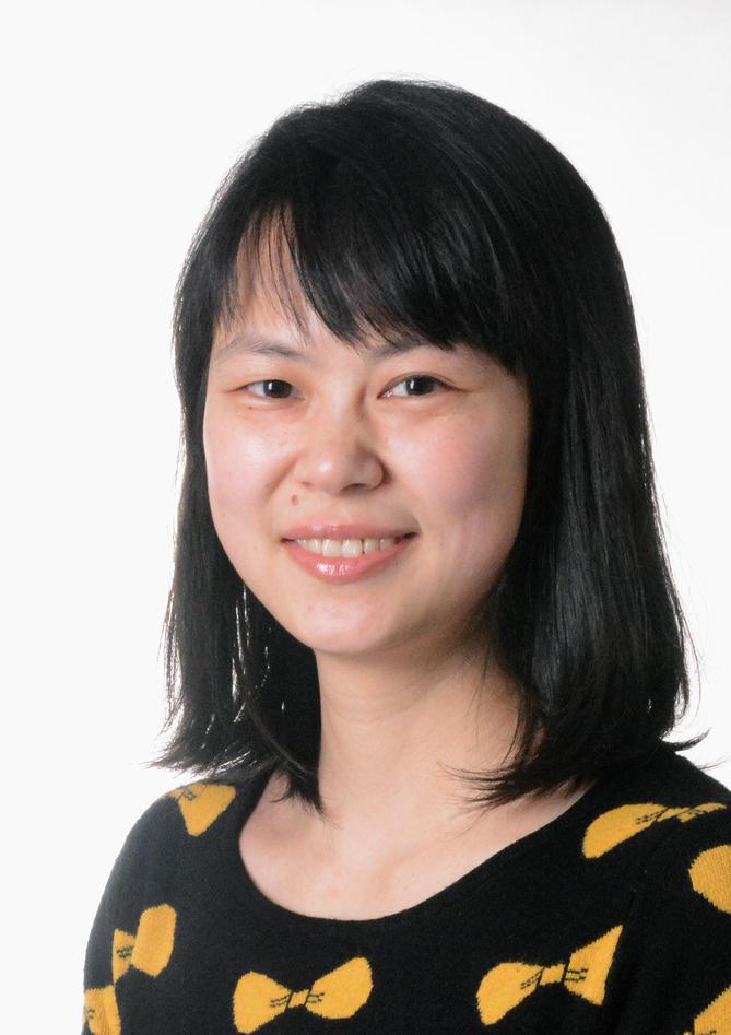 Portrait of Yi Qu.