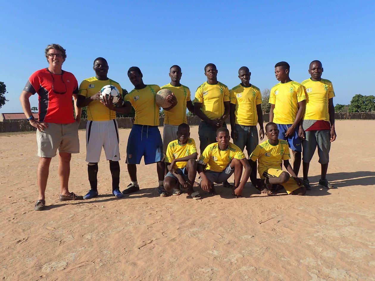 Real Nangata football club