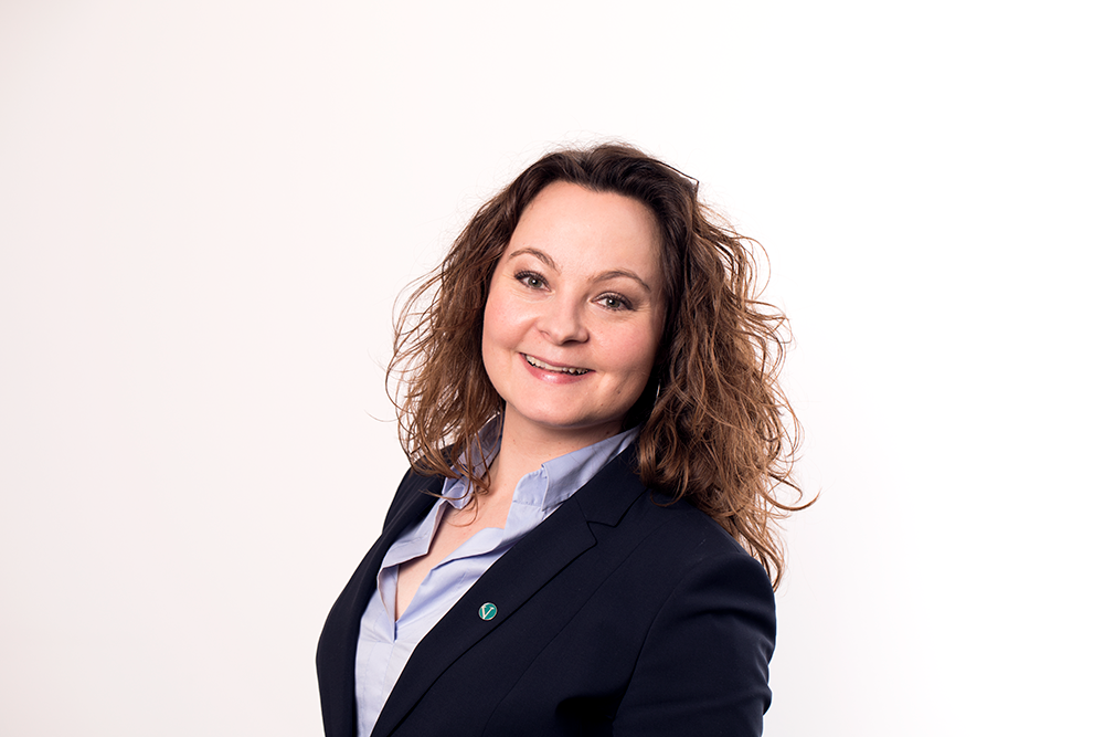 Rebekka Borsch, statssekretær Kunnskapsdepartementet, Christiekonferansen