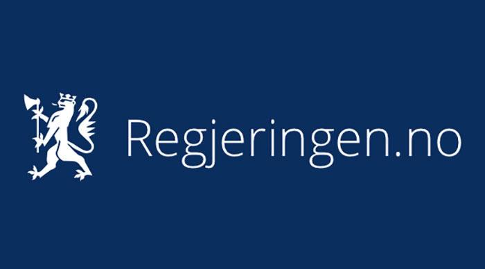 Regjeringens logo
