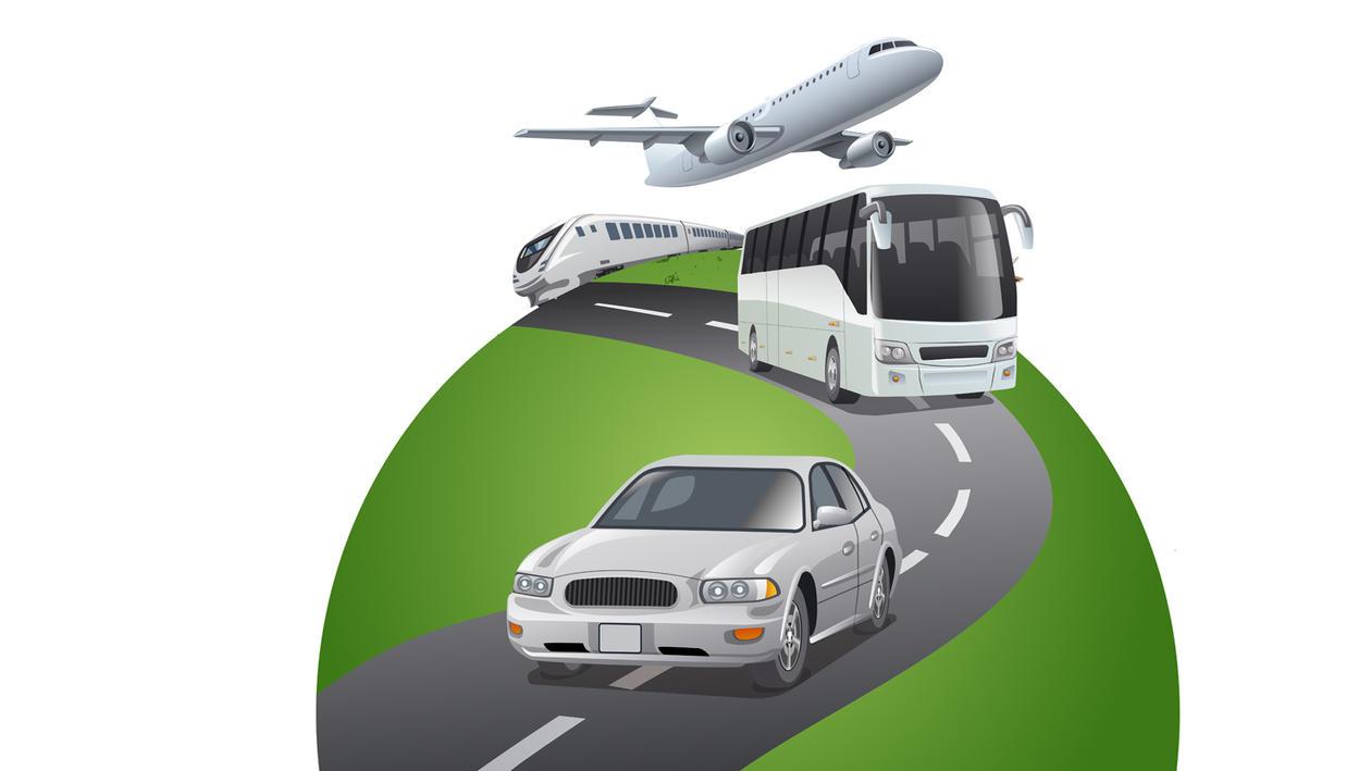 bilde av transportmidler