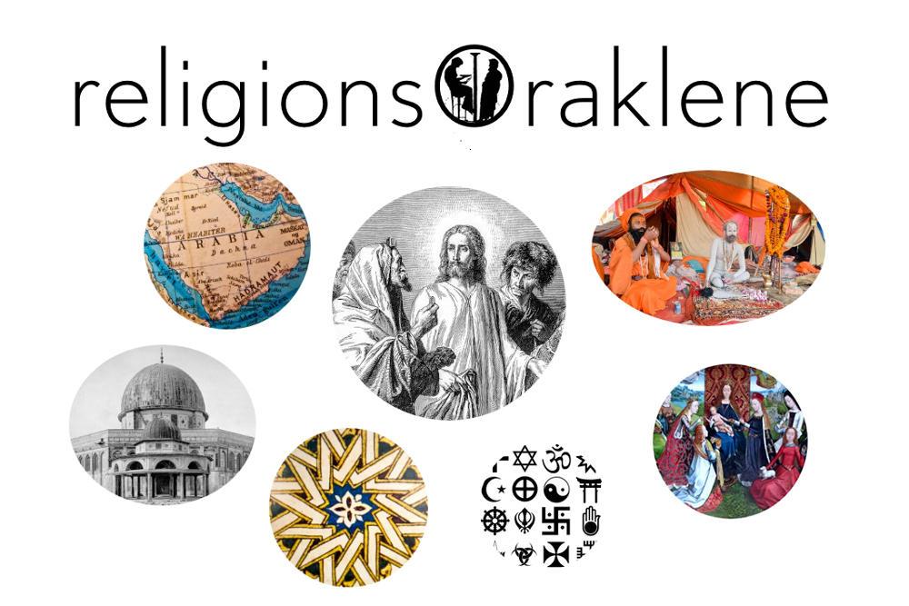 Religionsoraklene illustrasjon