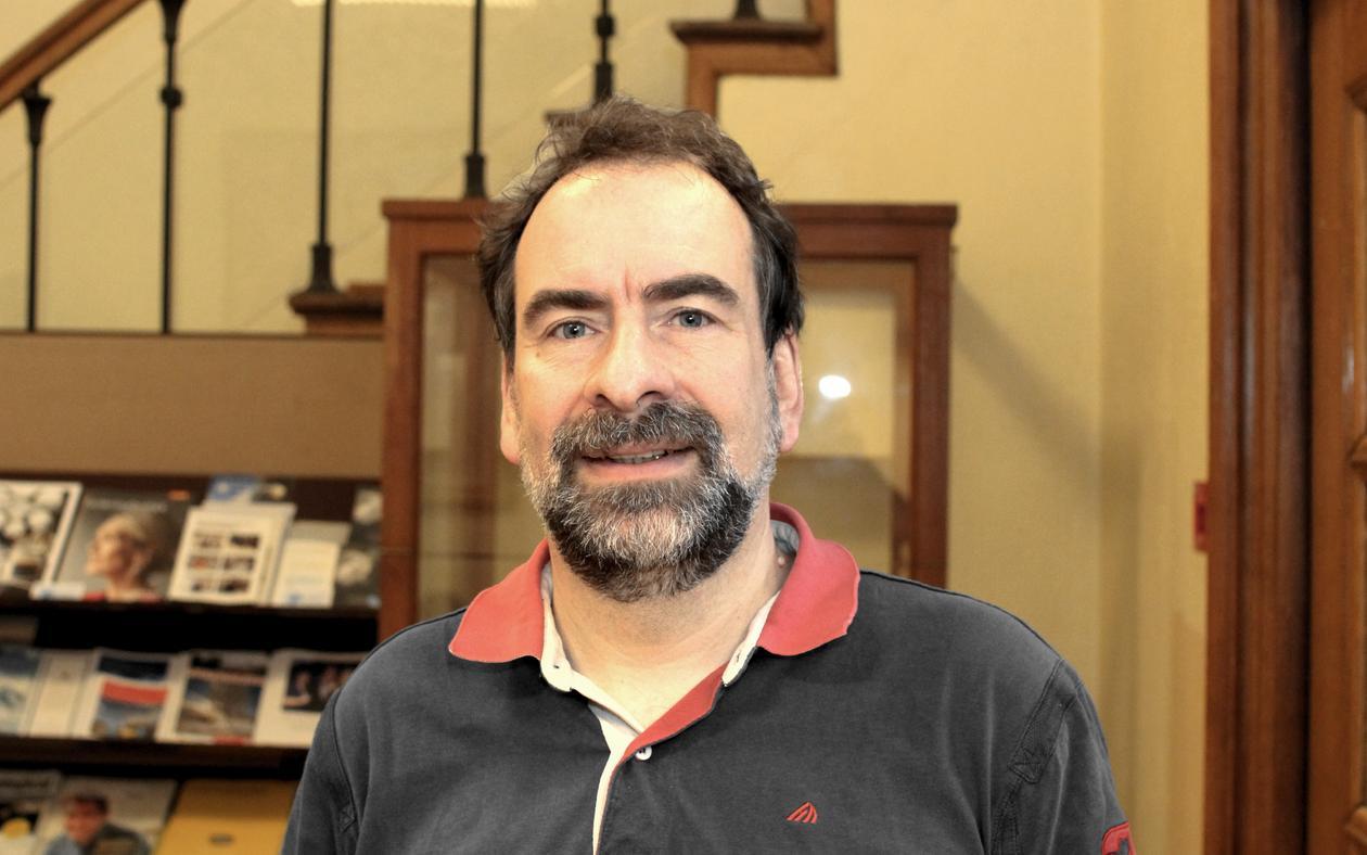 Professor Joachim Reuder, portrait photo