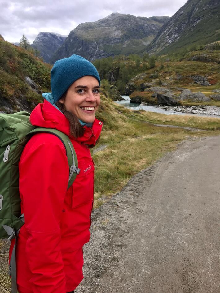 Rebecca Nedregotten Strand