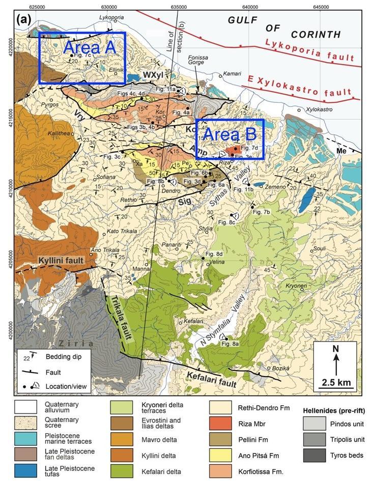 Masterprosjekt, geologi, strukturgeologi, energi