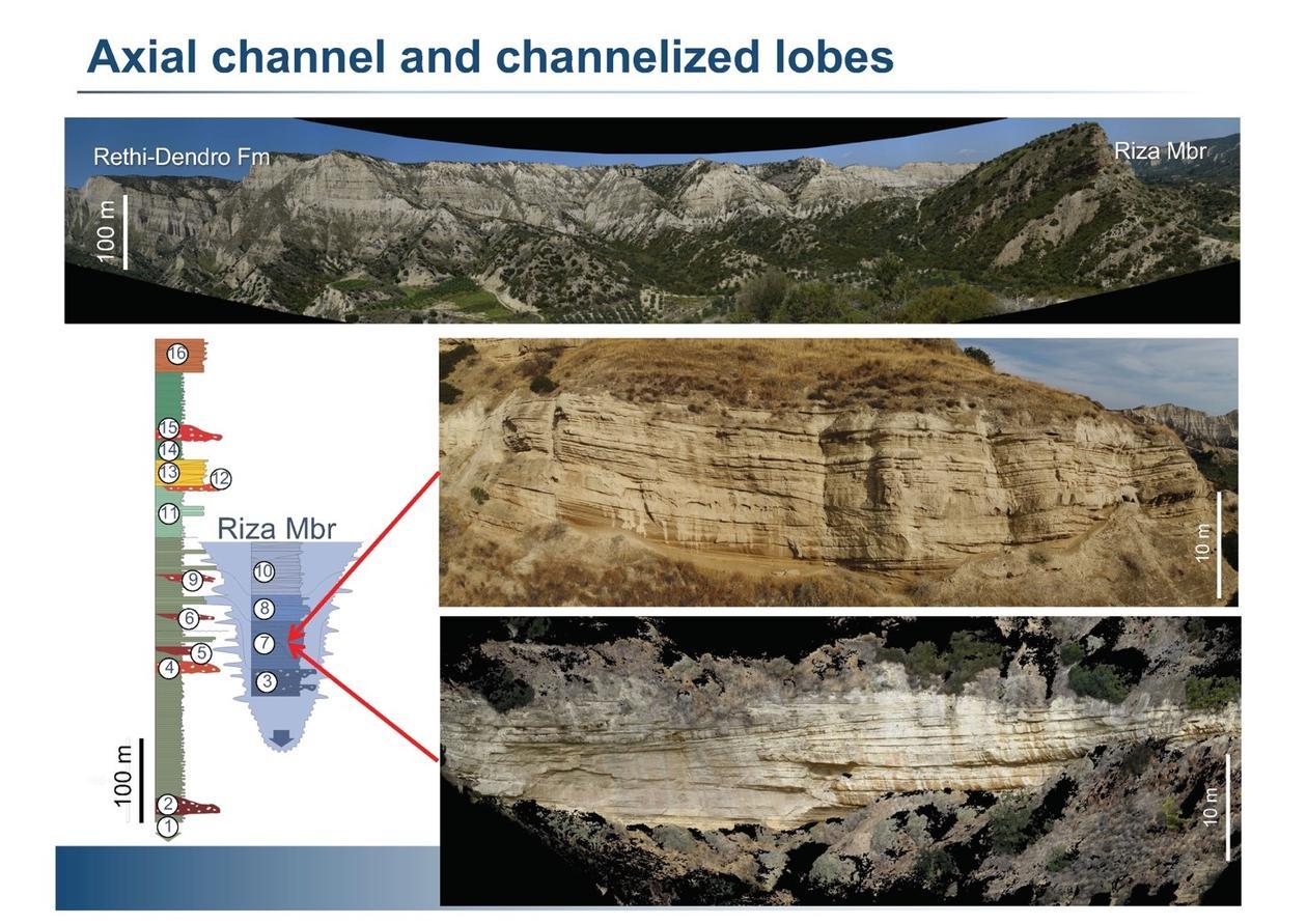 Masterprosjekt, geologi, strukturgeologi, Hellas, energi