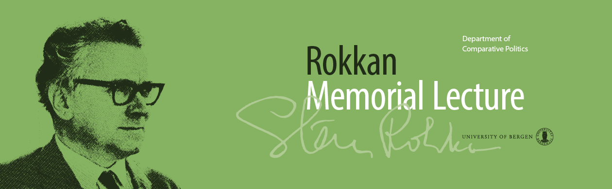 Rokkan memorial lecture
