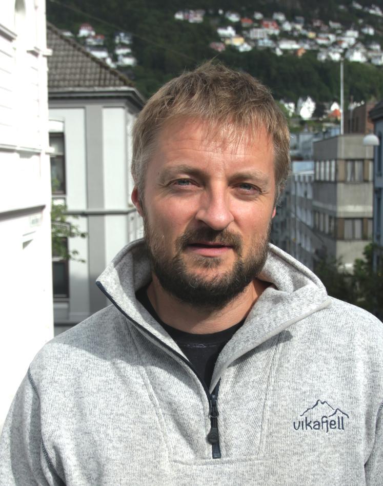 Kjetil Rommetveit, SVT.