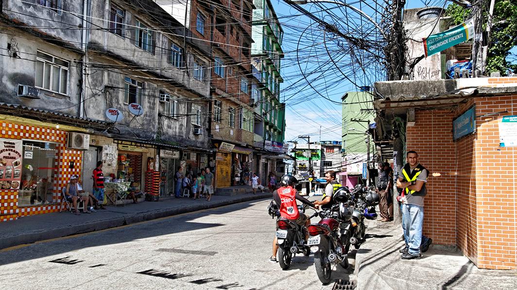 Rocinha Favela, Rio da Janeiro