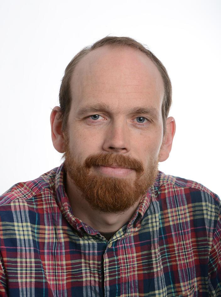 Atle Rotevatn, professor på MatNat-fakultetet. Foto: UiB.