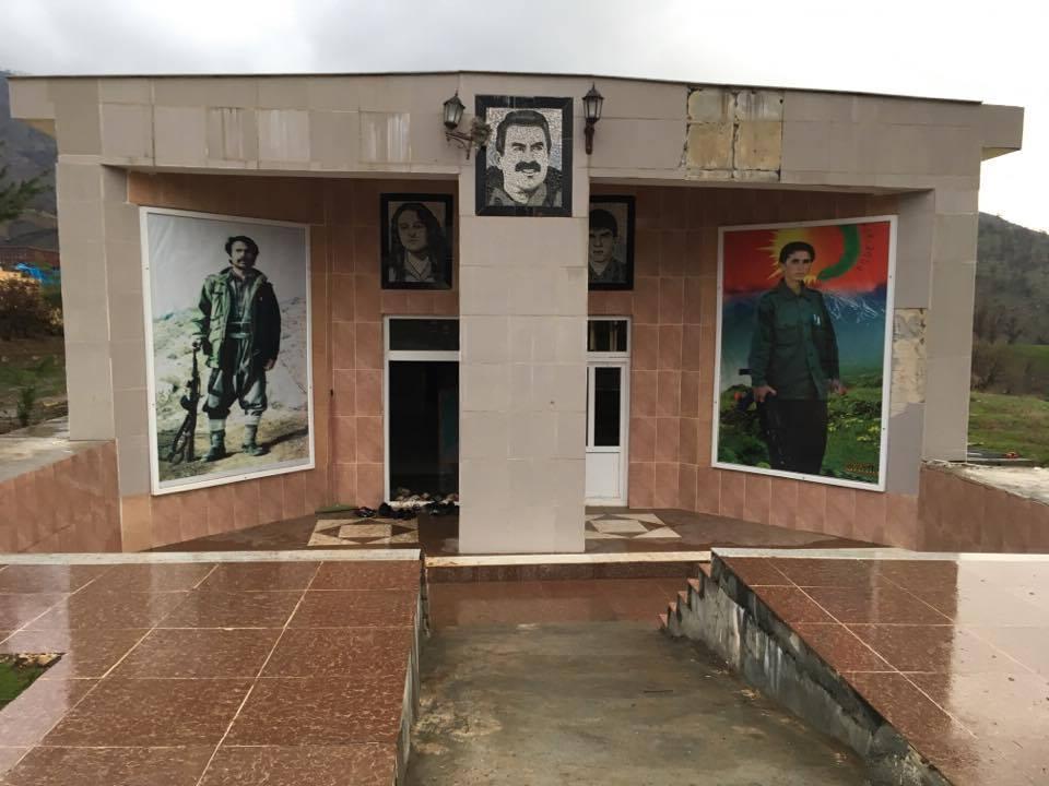 Kurdish martyrs