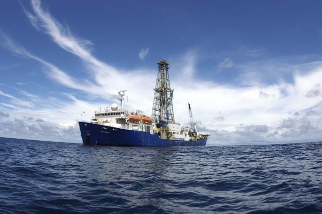 Forskningsskipet RV Joides Resolution, International Ocean Discovery Program (IODP)