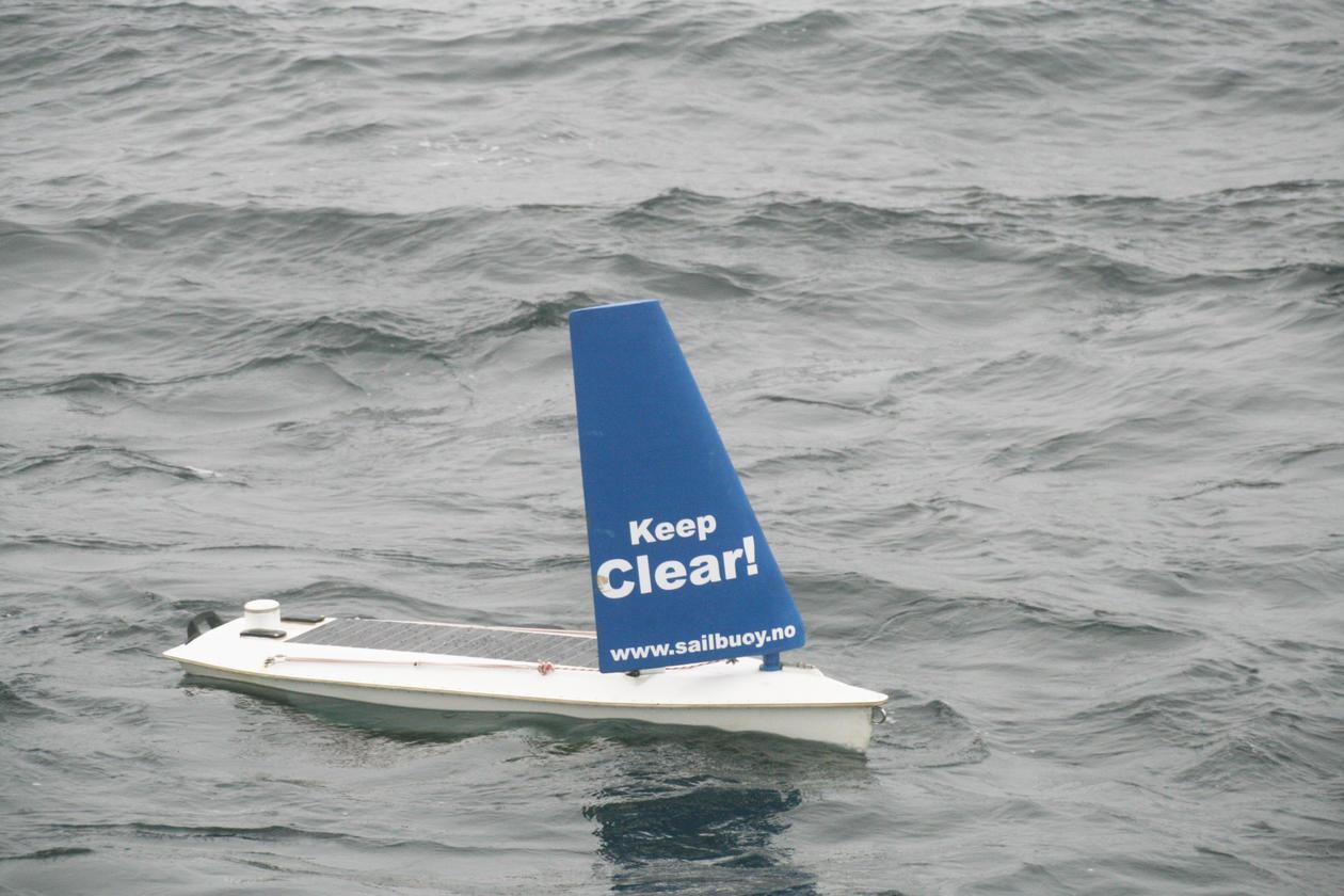 Sail Buoy