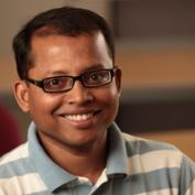 Visiting researcher Mohammad Salehin