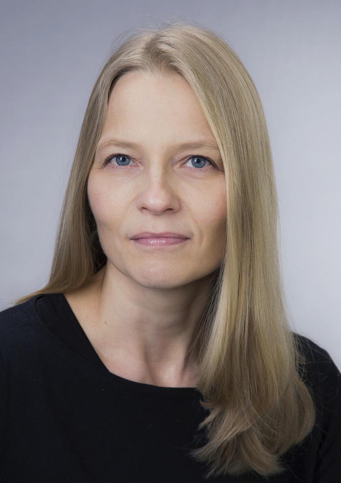 Portrettfoto Pirjo-Riitta Salminen