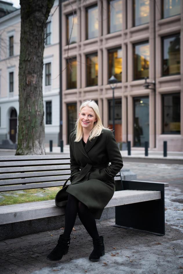 Tuva har studert samfunnsøkonomi og jobber nå i norges bank