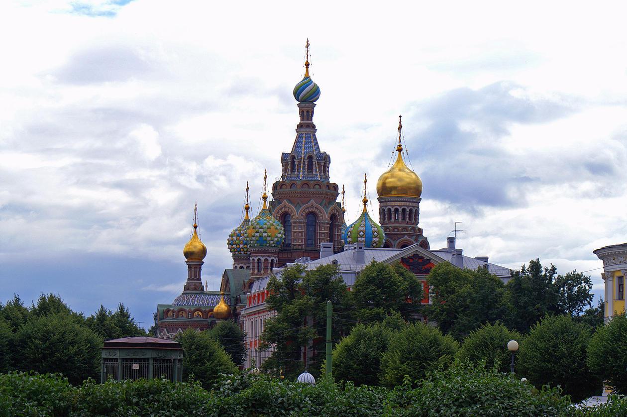 Oppstandelseskirken i St. Petersburg