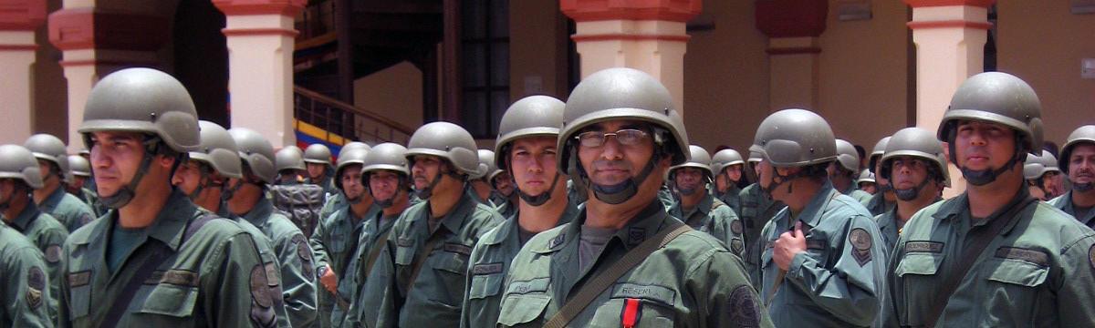 Militærmakt