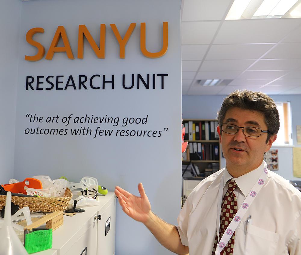 SANYU Research Unit