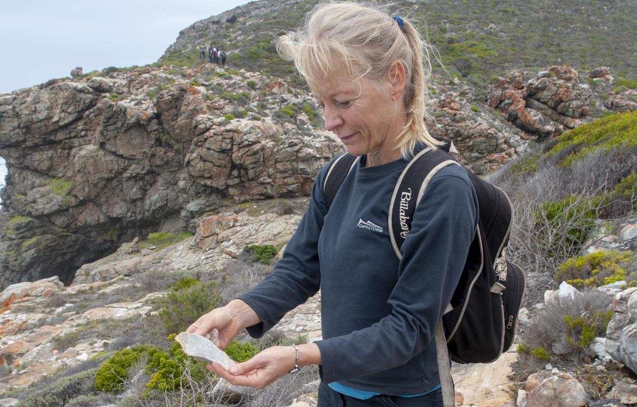 Sarah Wurz lithics analyst Sapience