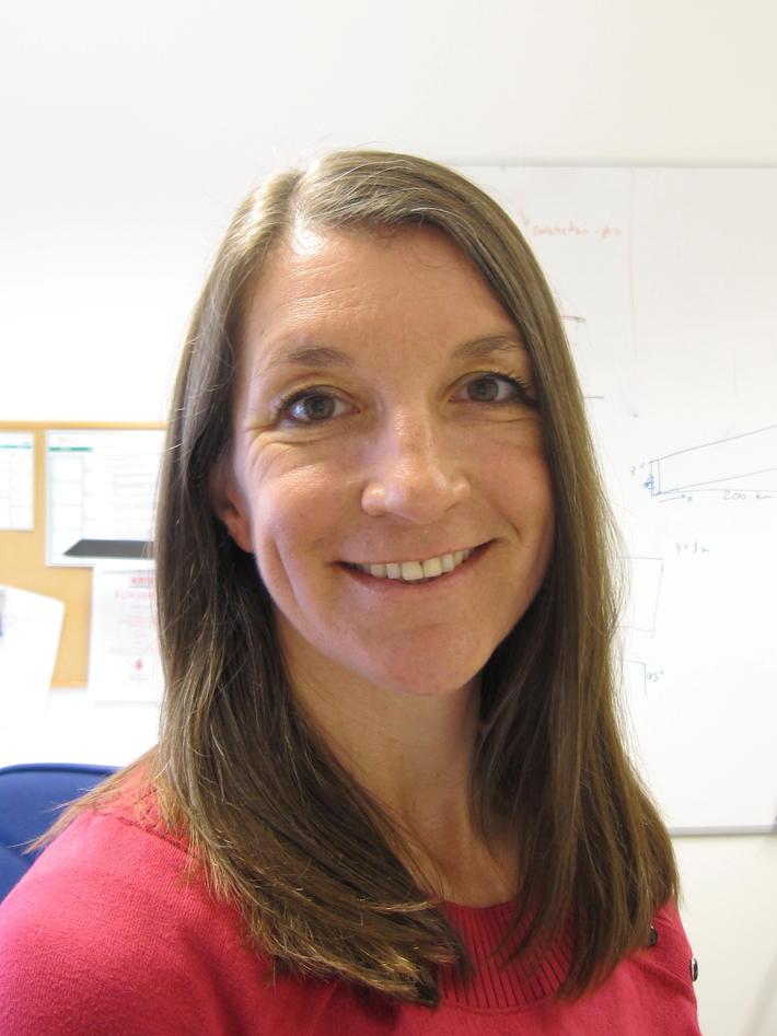 Sarah Gasda, researcher, Centre for Integrated Petroleum Research (CIPR).