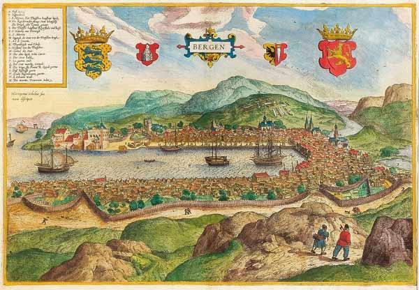 Bergen 1581