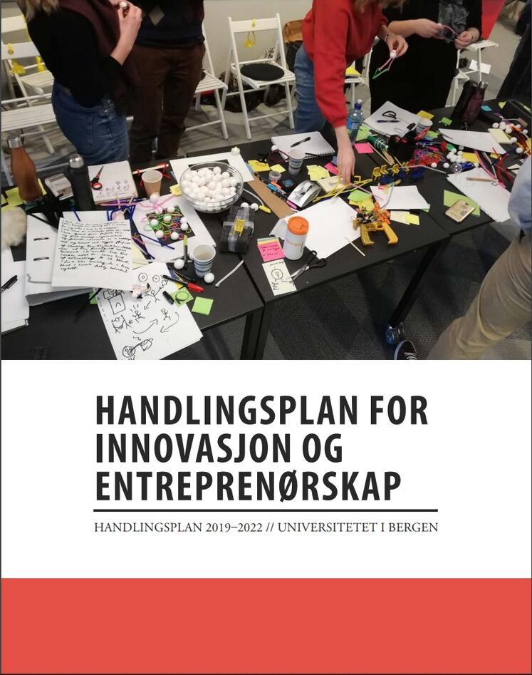 Handlingsplan for innovasjon og entreprenørskap