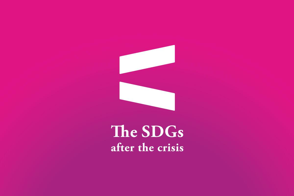Logo design SDG Conference Bergen 2021