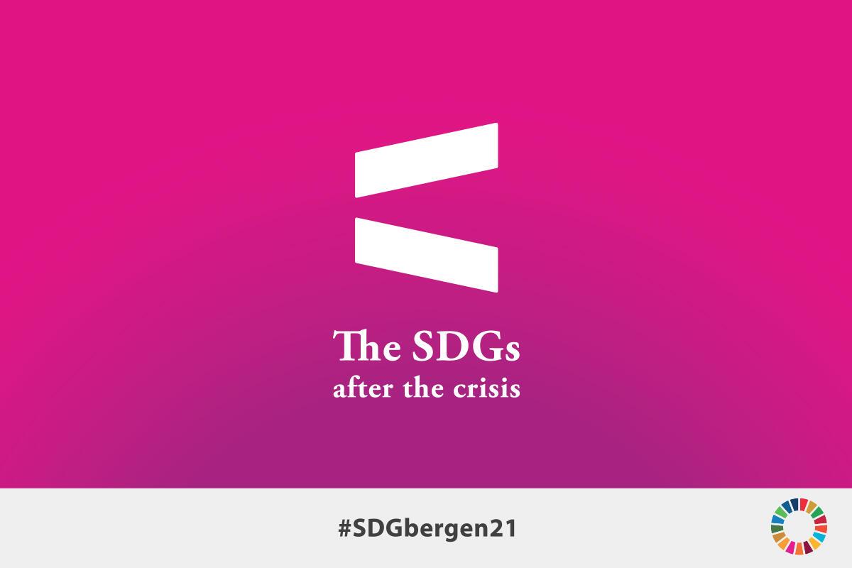 SDG Conference 2021 logo