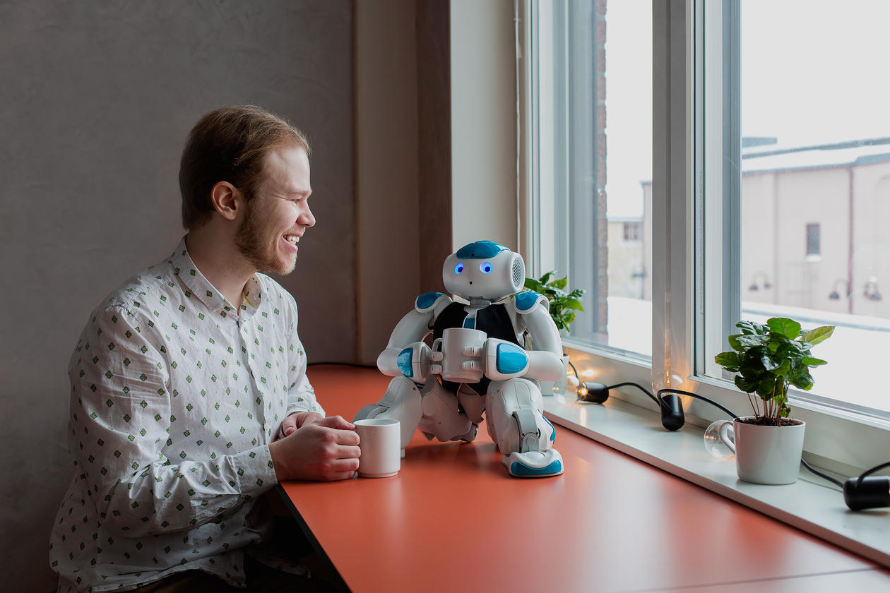 Fredrik Löfgren, Christiekonferansen 2019