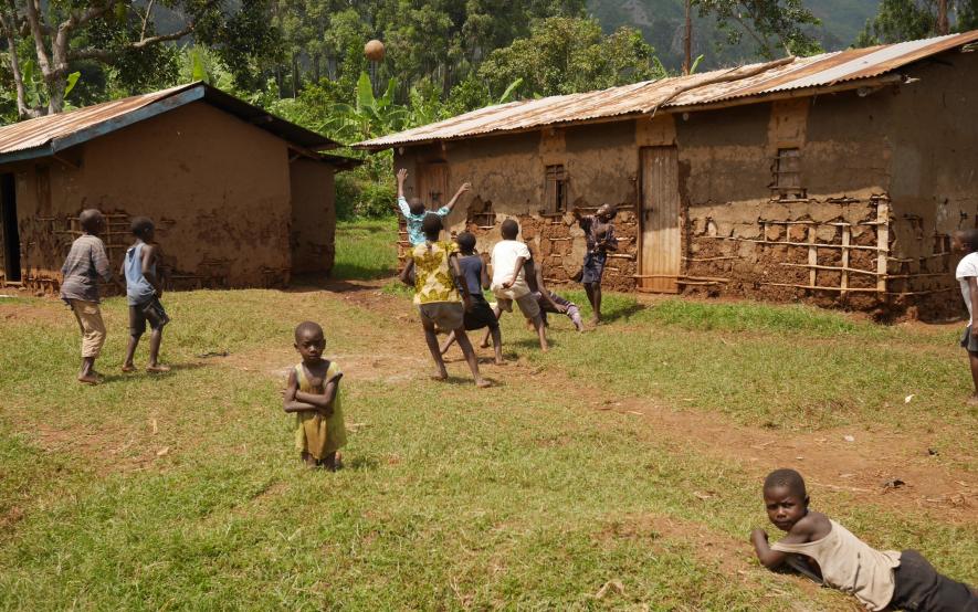 Bilde fra prosjektet SeeTheChild - Uganda