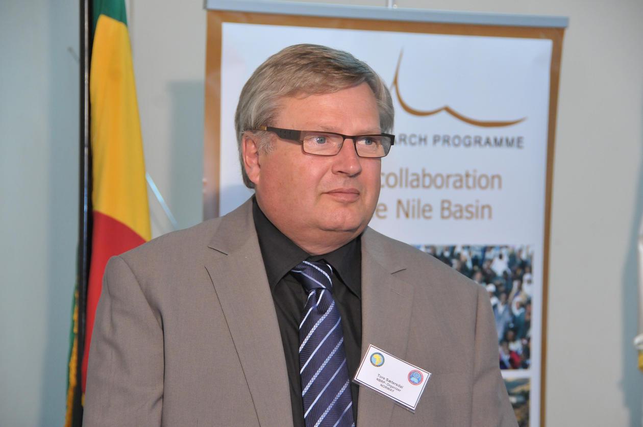 Senior Researcher Tore Sætersdal, the University of Bergen.
