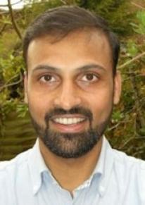 Headshot of Shonil Bhagwat