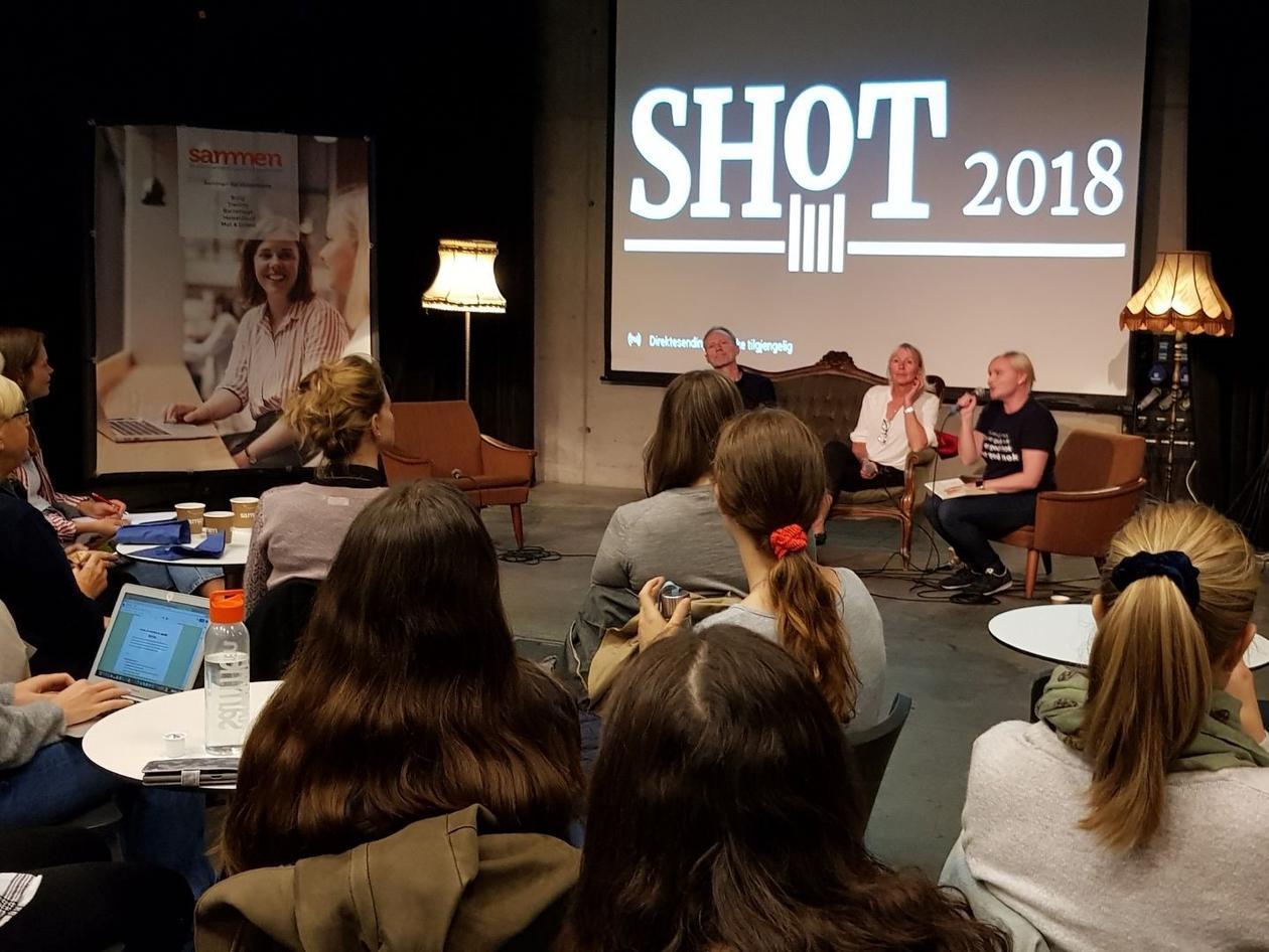 SHoT undersøkelse 2018