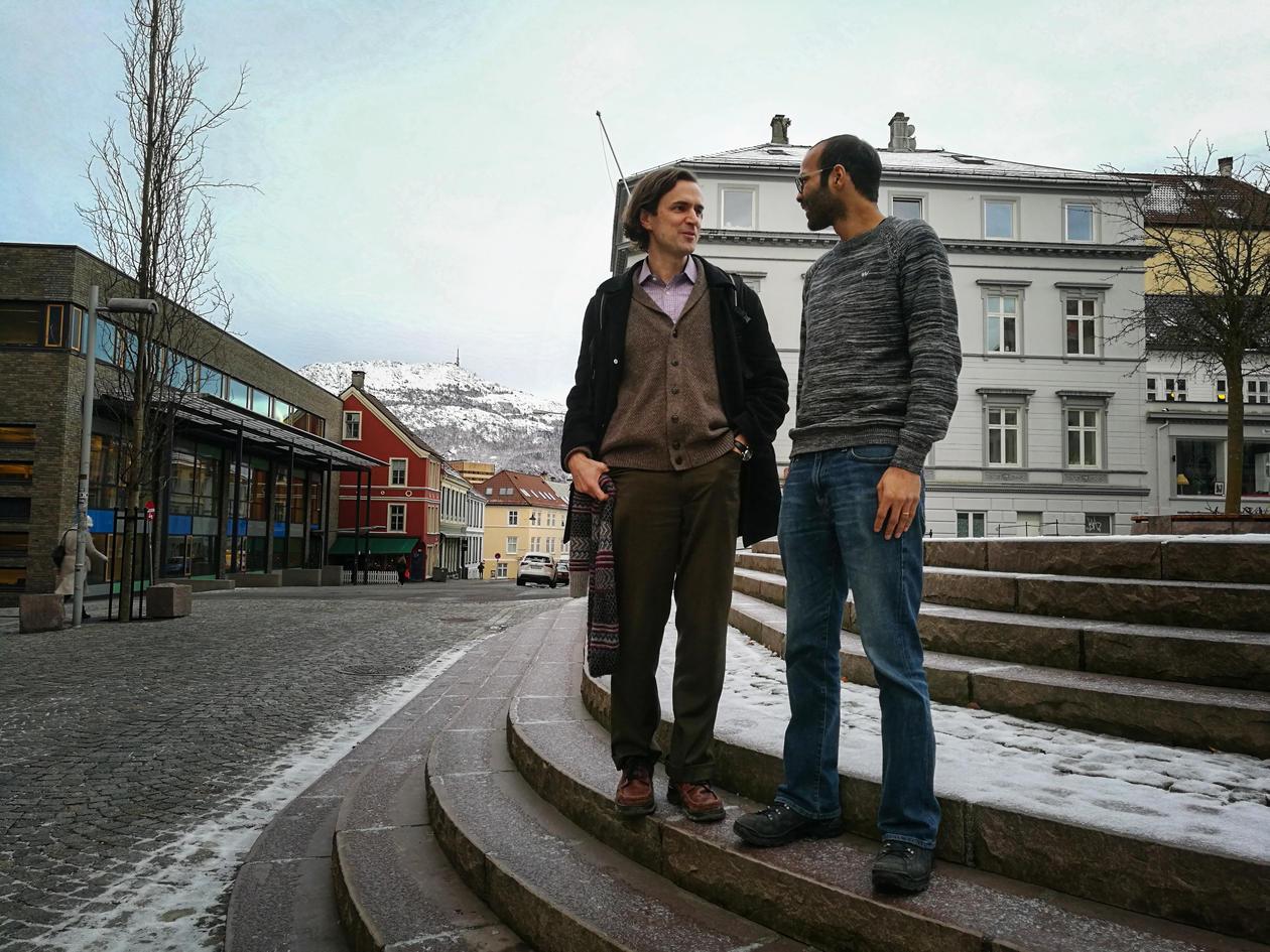 Endre Tvinnereim og Siddharth Sareen er nominert til IPCCs klimapanel og arbeidet med den sjette IPCC-rapporten.