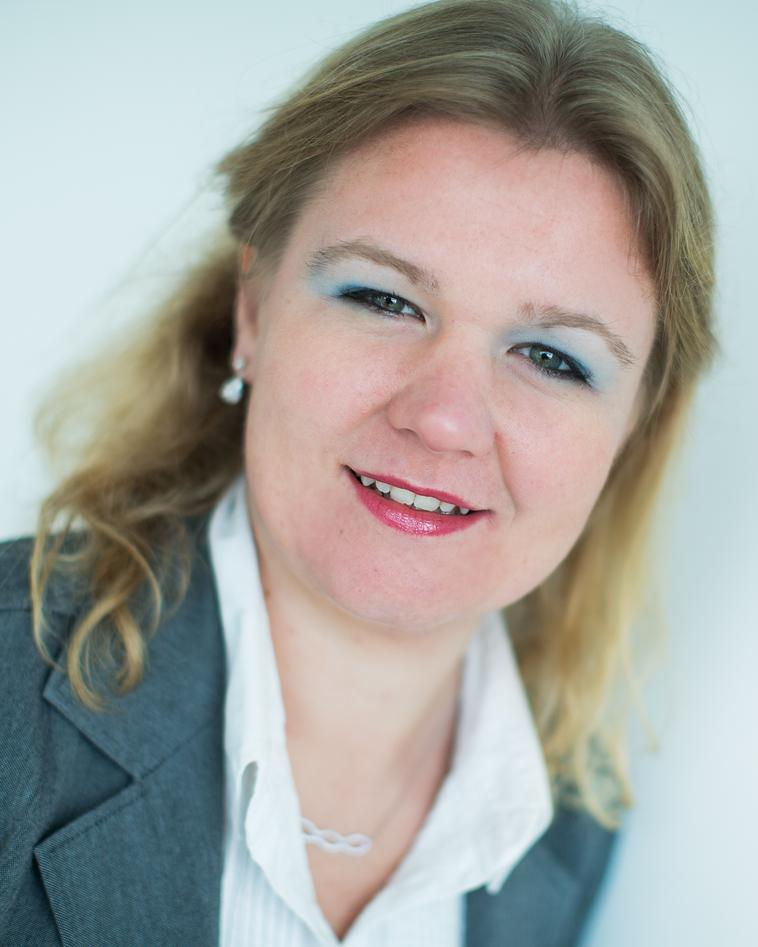 Portrettfoto Francoise Siepel