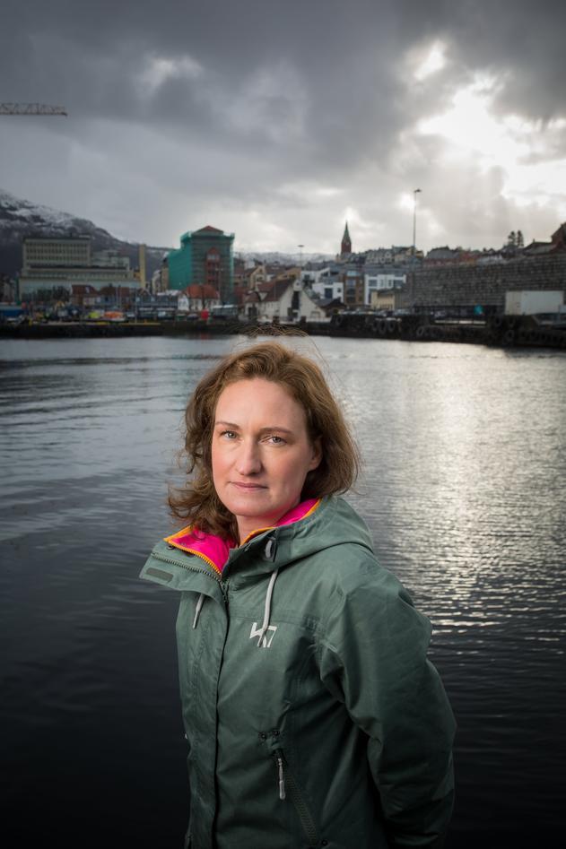 Professor Sigrid Eskeland Schütz is part of the SDG Bergen initiative at the University of Bergen.