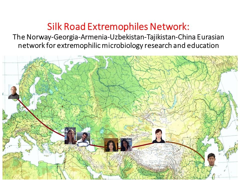 Scientific Silk Road