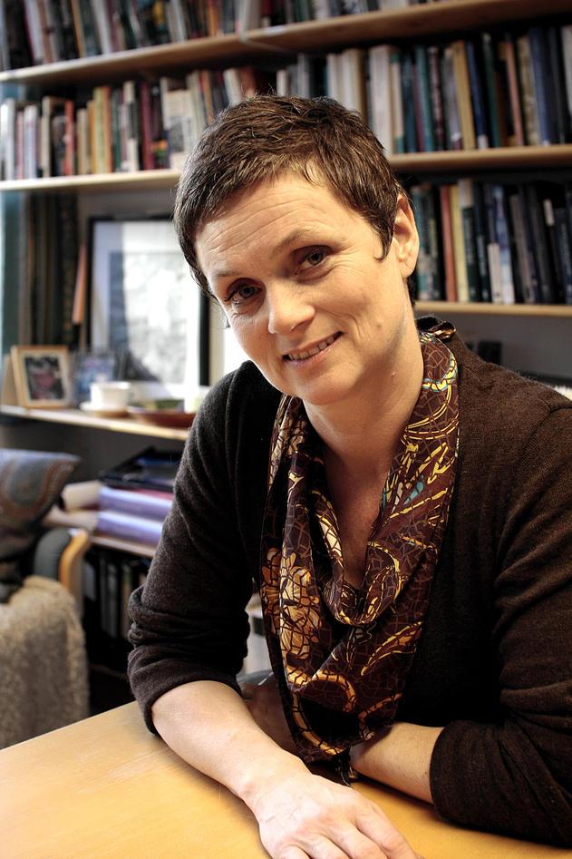 Professor Siri Gloppen, Siri Gloppen, Department of Comparative Politics, the University of Bergen.