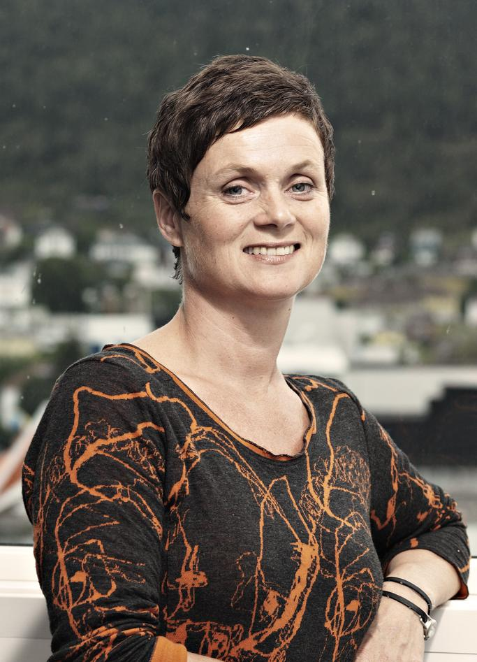Professor Siri Gloppen, Department of Comparative Politics, University of Bergen (UiB).