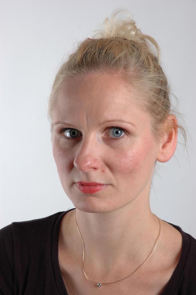 Portrettbilde Therese Berge Sjursen