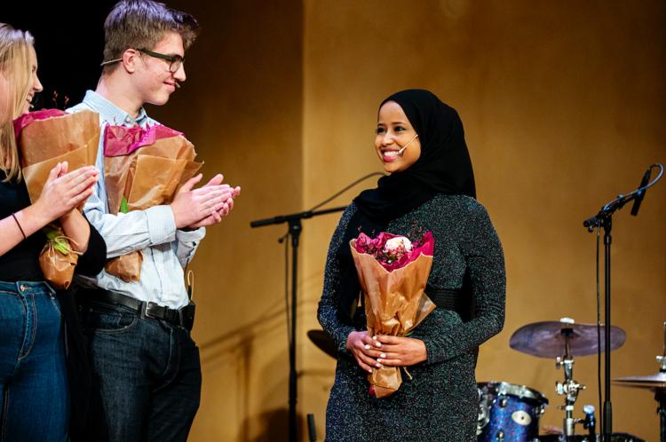 Mulki Mire Guled vinner Ta Ordet! 2019