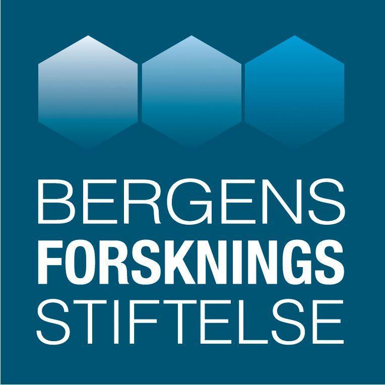 Logo Bergens forskningsstiftelse